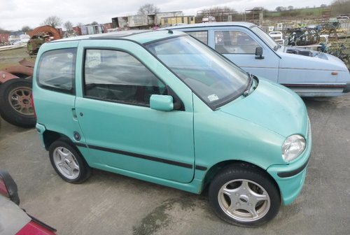 Micro car year 2000 for sale by Auction SOLD by Auction | Car And