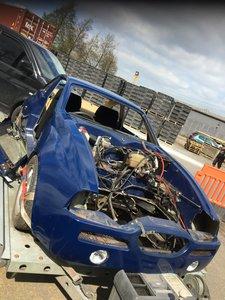 1994 Midas Cortez kit car Part built