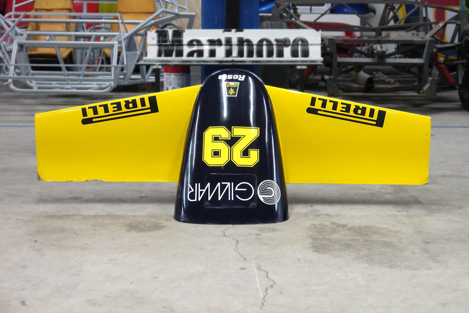 1985 Minardi M185 F1 Front Nose For Sale (picture 1 of 8)