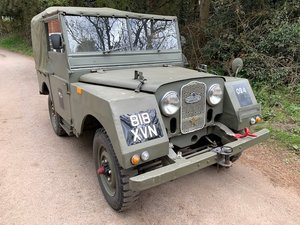 Picture of 1953 Minerva Jeep, Based on Series 1 80 inch Land Rover For Sale