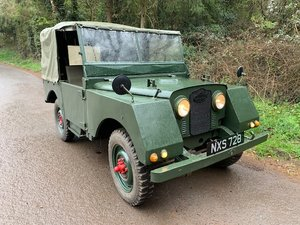 Picture of 1952 Minerva Jeep, Based on Series 1 80 inch Land Rover For Sale