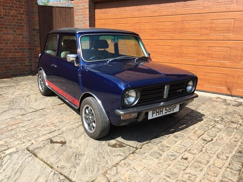 1974 Mini Clubman 1275 Gt Sold Car And Classic