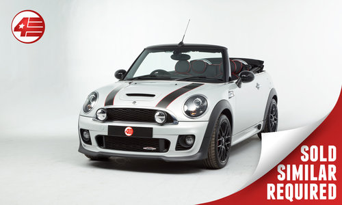 2014 Mini John Cooper Works Convertible /// 8k Miles SOLD (picture 1 of 2)