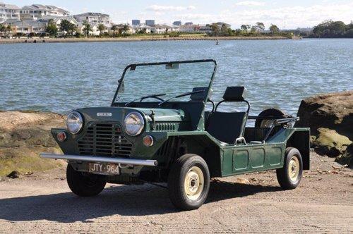 Morris Mini Moke 1966 Restored For Sale (picture 1 of 6)