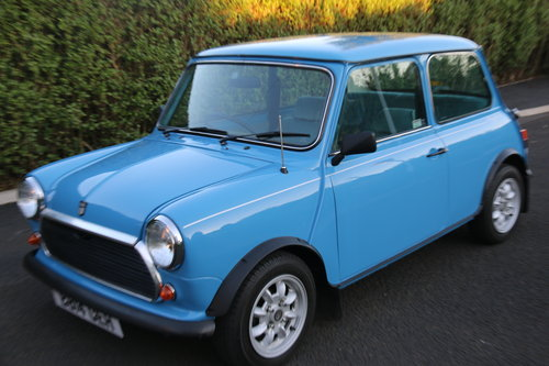 1984 Mini Mayfair ONLY 18K miles For Sale (picture 1 of 6)