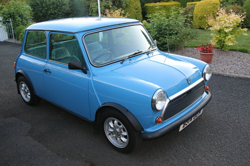 1984 Mini Mayfair ONLY 18K miles For Sale (picture 2 of 6)
