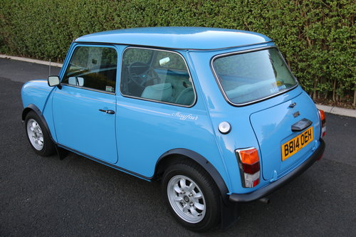 1984 Mini Mayfair ONLY 18K miles For Sale (picture 3 of 6)