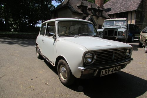 1975 Mini Clubman Mk3 SOLD (picture 1 of 6)