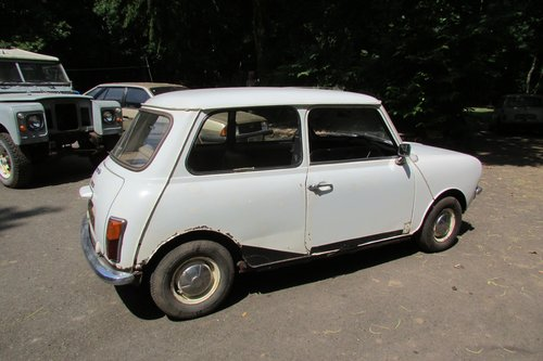 1975 Mini Clubman Mk3 SOLD (picture 4 of 6)