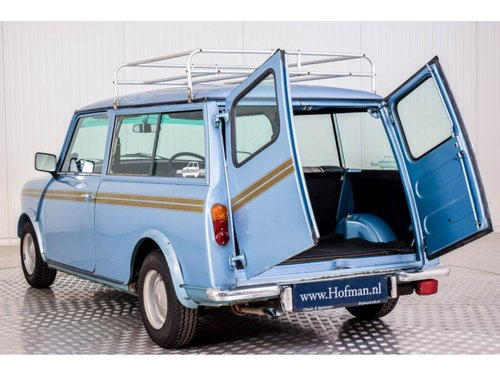 1981 Mini Classic Clubman Estate RHD For Sale (picture 3 of 6)