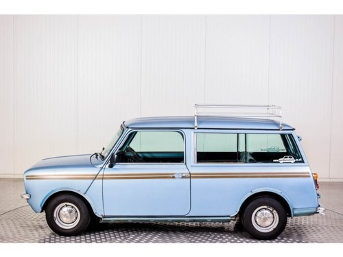 1981 Mini Classic Clubman Estate RHD For Sale (picture 6 of 6)
