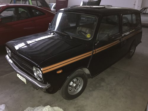 1981  Mini Clubman Estate 998 LHD in Black For Sale (picture 3 of 5)