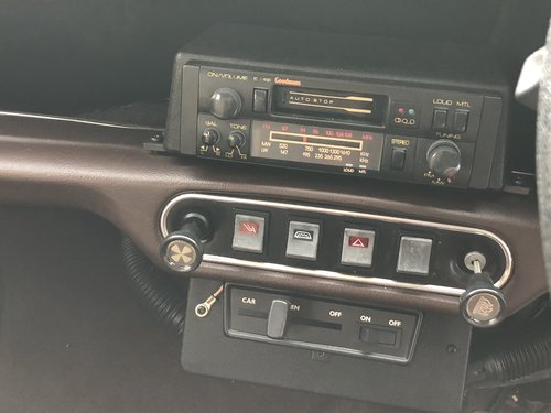 1986 Immaculate low miles low ownership For Sale (picture 6 of 6)