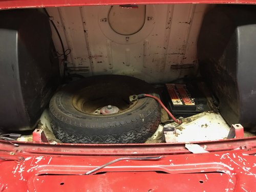 1965 Mk 1 Austin Mini Cooper S 1275 NOW SOLD SOLD (picture 5 of 6)
