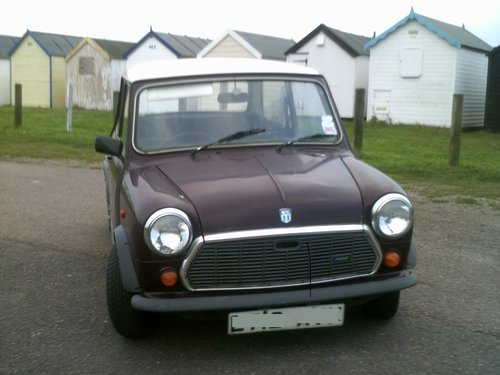 Austin Mini City CLASSIC AUTOMATIC  1987 CAR For Sale (picture 4 of 4)