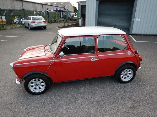 1991 Mini Cooper SOLD (picture 1 of 6)