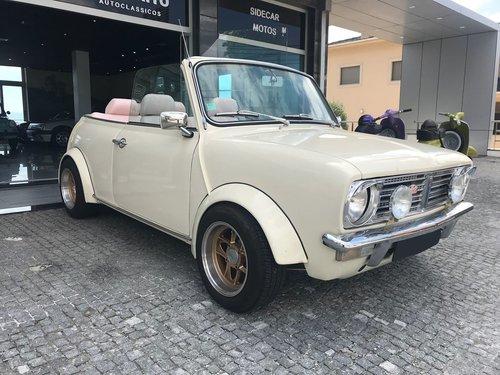 Mini Clubman Cabrio 1.1 - 1976 For Sale (picture 1 of 6)