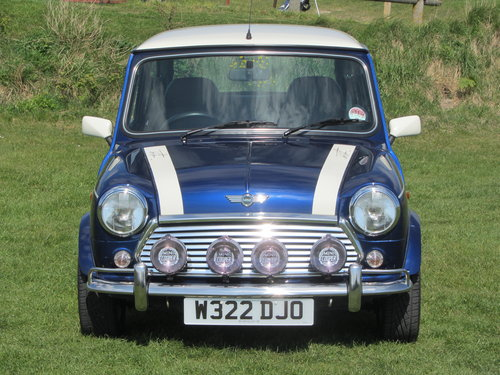 2000 Rover Mini LE Cooper S Works SOLD (picture 1 of 6)