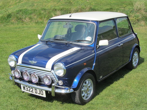 2000 Rover Mini LE Cooper S Works SOLD (picture 2 of 6)