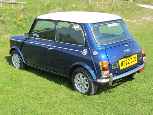 2000 Rover Mini LE Cooper S Works SOLD (picture 3 of 6)