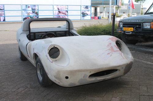 1969 Sarcon Scarab, Mini Based rare sportscar For Sale (picture 3 of 6)