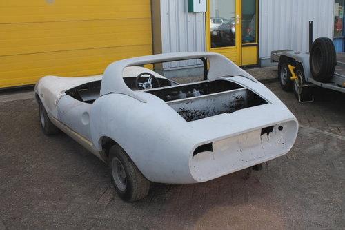 1969 Sarcon Scarab, Mini Based rare sportscar For Sale (picture 4 of 6)