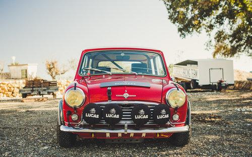 1966 Morris Mini Cooper S Mk1  For Sale (picture 3 of 6)