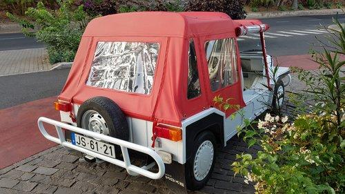 1987 Mini Moke  -  Original  ( 4 Seats ) For Sale (picture 5 of 6)