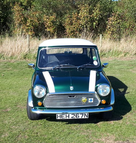 1975 Morris mini mk3 1000 28,000 miles from new SOLD (picture 2 of 6)