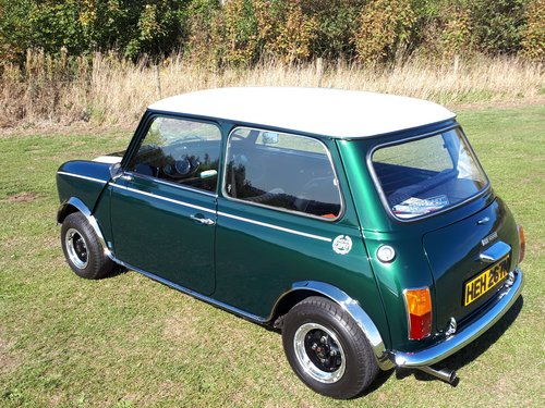 1975 Morris mini mk3 1000 28,000 miles from new SOLD (picture 5 of 6)