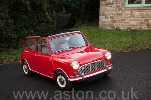 1965 Austin Mini Cooper 970S For Sale (picture 1 of 6)
