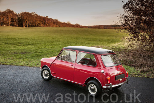 1965 Austin Mini Cooper 970S For Sale (picture 3 of 6)
