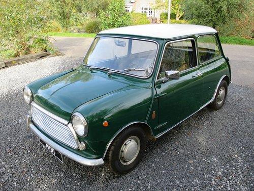 Authi Morris Mini MK2 Turisimo 1000 E 1969 For Sale (picture 1 of 6)