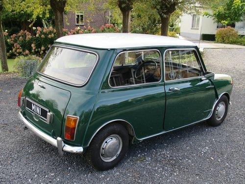 Authi Morris Mini MK2 Turisimo 1000 E 1969 For Sale (picture 2 of 6)