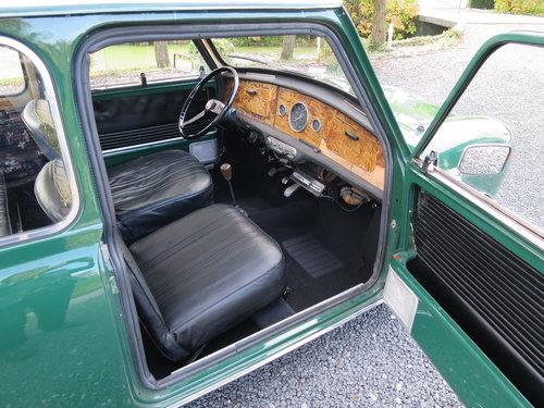 Authi Morris Mini MK2 Turisimo 1000 E 1969 For Sale (picture 3 of 6)