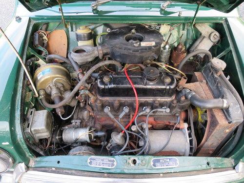 Authi Morris Mini MK2 Turisimo 1000 E 1969 For Sale (picture 6 of 6)