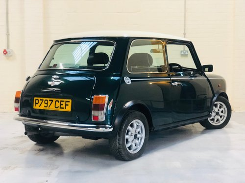 1996 mini 1.3i cooper - 1 private owner, 48k miles! SOLD (picture 2 of 6)