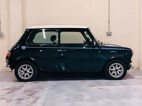 1996 mini 1.3i cooper - 1 private owner, 48k miles! SOLD (picture 3 of 6)
