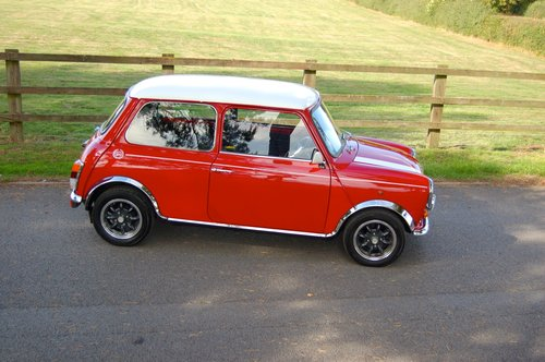 1992 Mini Cooper 1275 SOLD (picture 4 of 6)