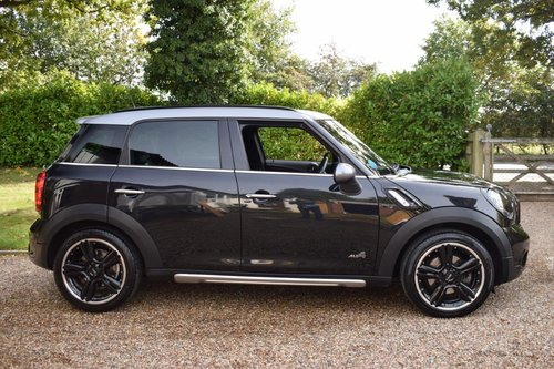 2015 MINI Countryman ALL4 Cooper S D Automatic Mayfair Edition SOLD (picture 3 of 6)
