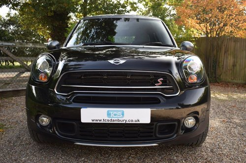 2015 MINI Countryman ALL4 Cooper S D Automatic Mayfair Edition SOLD (picture 4 of 6)