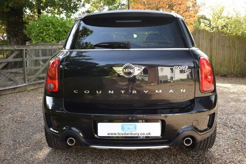 2015 MINI Countryman ALL4 Cooper S D Automatic Mayfair Edition SOLD (picture 5 of 6)