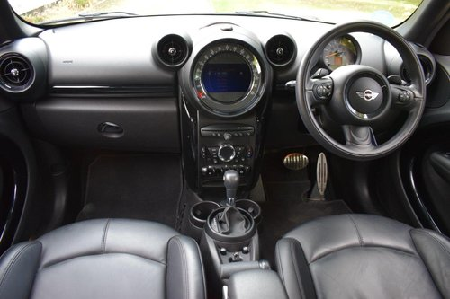 2015 MINI Countryman ALL4 Cooper S D Automatic Mayfair Edition SOLD (picture 6 of 6)
