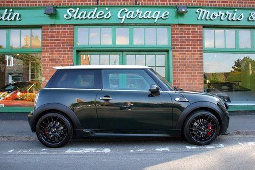 2009 Mini Cooper Works World Championship Edition  SOLD (picture 1 of 4)