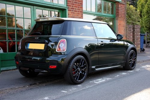 2009 Mini Cooper Works World Championship Edition  SOLD (picture 3 of 4)