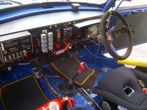 1996 MINI COOPER GRP A RALLY CAR 1.3I 2DR HATCH For Sale (picture 5 of 6)