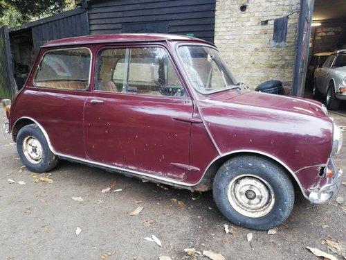 1966 Mini Mk1 SOLD (picture 2 of 6)
