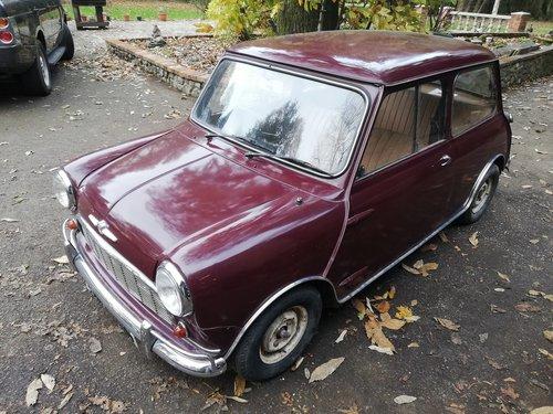 1966 Mini Mk1 SOLD (picture 3 of 6)