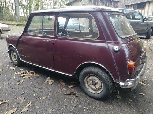 1966 Mini Mk1 SOLD (picture 4 of 6)