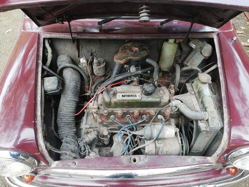 1966 Mini Mk1 SOLD (picture 6 of 6)